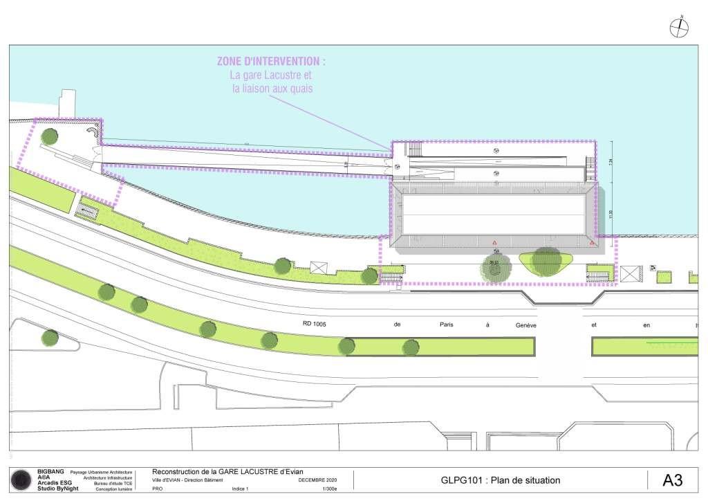 plans agence carbonnet architectes