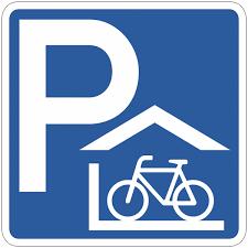 N1 : parking pour les vélos